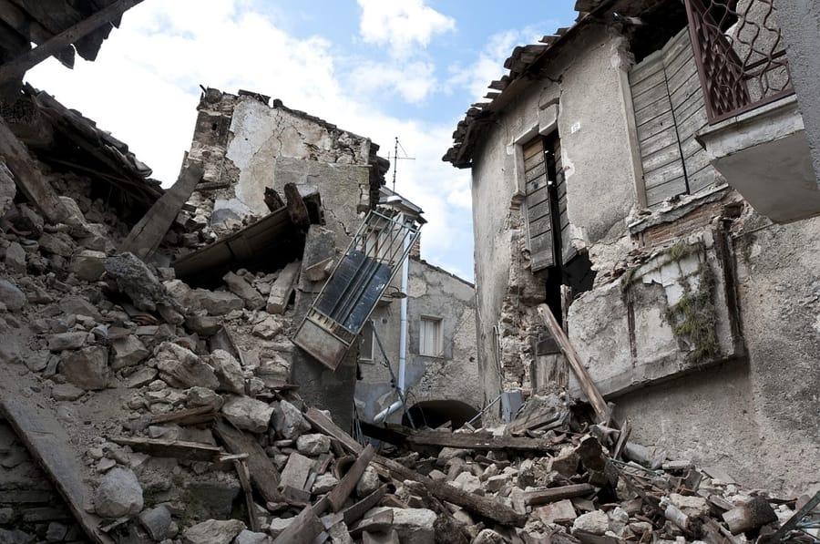 Il terremoto de L'Aquila