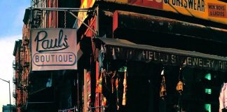 Paul's Boutique, il disco dei Beastie Boys celebrato dall'Adidas