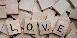 Amore in tutte le lingue del mondo, a partire dal Love inglese
