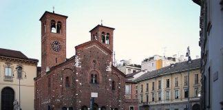 La Chiesa di San Sepolcro a Milano (foto di Paolobon140 via Wikimedia Commons)