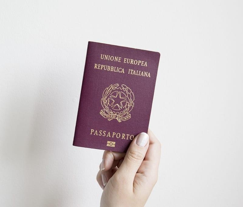 I documenti per il passaporto