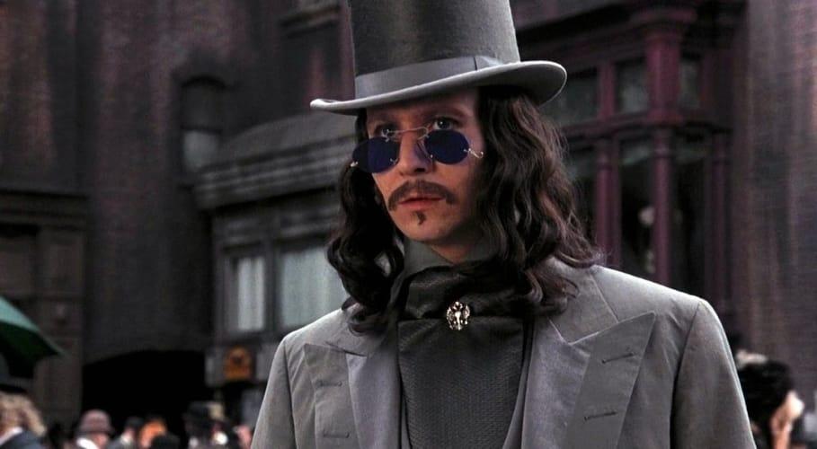 Gary Oldman in Dracula di Bram Stoker