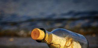 Un messaggio in bottiglia