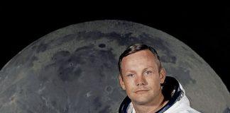 Neil Armstrong, il primo uomo sulla Luna