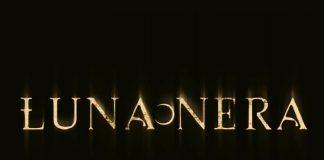 Il logo di Luna Nera, la nuova serie italiana di Netflix