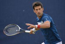 Novak Djokovic in un'immagine del 2018 (foto di Carine06 via Flickr)