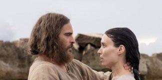 Joaquin Phoenix e Rooney Mara in Maria Maddalena