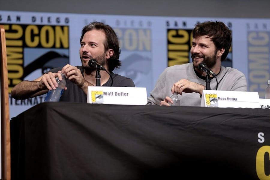 I fratelli Duffer al San Diego Comic Con del 2017 (foto di Gage Skidmore via Flickr)