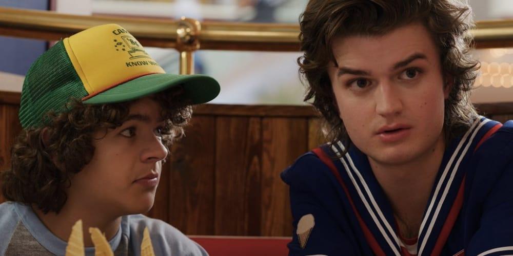 Dustin e Steve