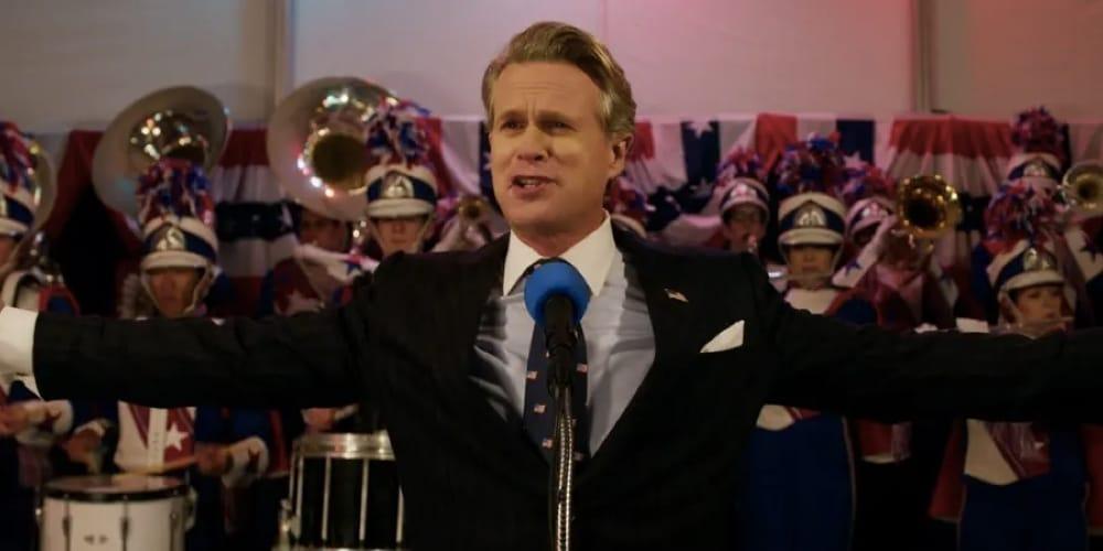 Il sindaco di Hawkins