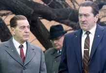 Al Pacino e Robert De Niro in The Irishman