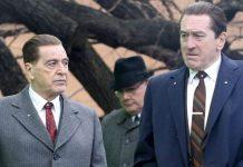 Al Pacino e Robert De Niro in The Irishman
