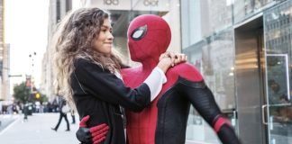 Zendaya in Spider-Man: Far from Home