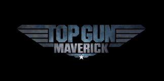 Il logo di Top Gun: Maverick