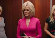 Charlize Theron, Nicole Kidman e Margot Robbie, le tre protagoniste di Bombshell