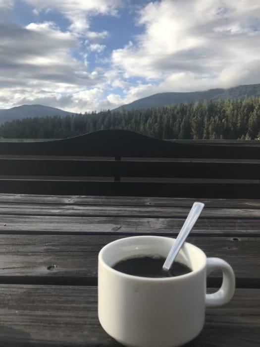 Caffè di montagna