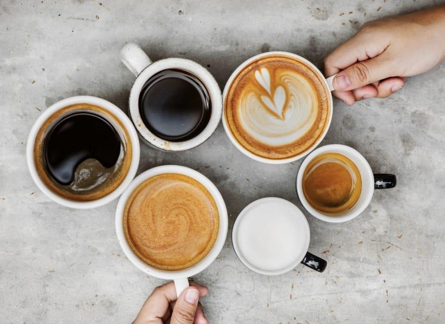 Vari caffè