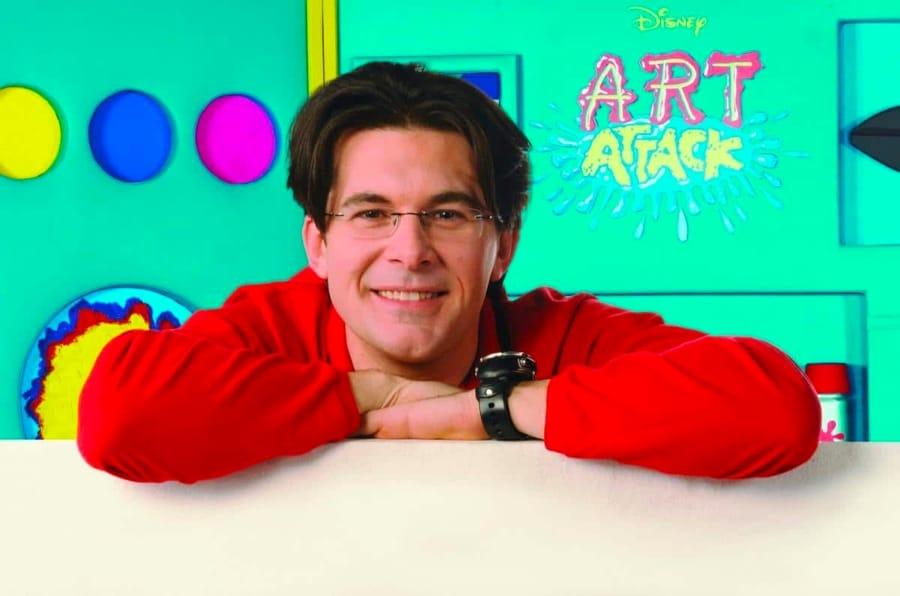 Art Attack Lavoretti Di Natale.Giovanni Muciaccia Spiega La Crisi Politica Con Un Attacco D Arte