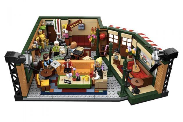Il set LEGO dedicato alla serie TV Friends
