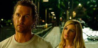 Matthew McConaughey e Anne Hathaway in Serenity