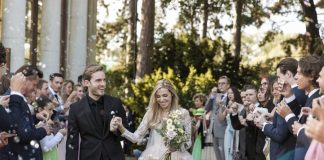 PewDiePie e sua moglie, Marzia Bisognin