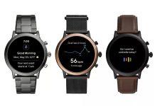 Gli smartwatch Fossil 5 Gen