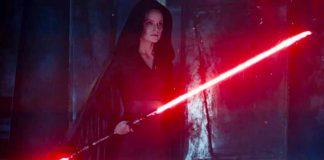 Rey in una scena del trailer de Star Wars: L'ascesa di Skywalker