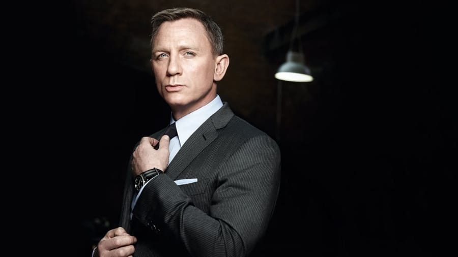 Daniel Craig, l'ultimo James Bond
