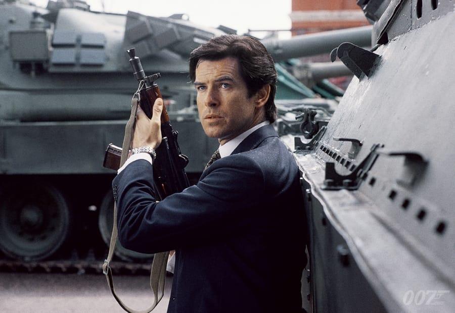 Pierce Brosnan, il James Bond irlandese