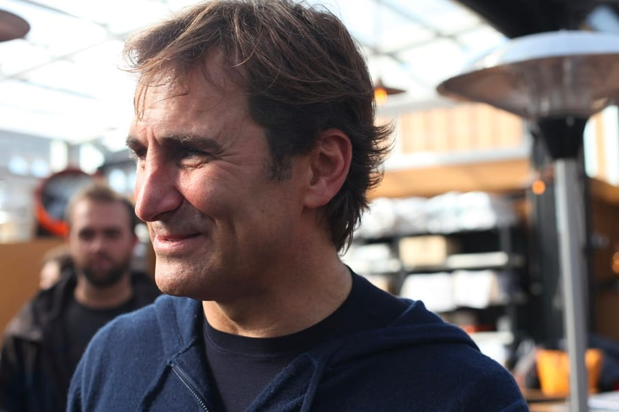 Alex Zanardi nel 2011 (foto di Brunhild Media via Wikimedia Commons)