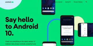Android 10 in arrivo