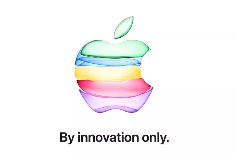 Il manifesto dell'Apple Event di settembre 2019