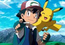 Ash Ketchum e Pikachu dei Pokémon
