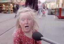 Il deepfake dei bambini che imitano Donald Trump