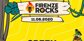 I Green Day al Firenze Rocks 2020