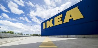 Giocare a nascondino all'Ikea