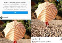 Facebook potrebbe togliere il conto dei like come Instagram