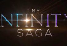 Il logo di Marvel Infinity Saga