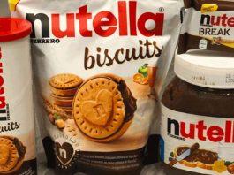 I Nutella Biscuits