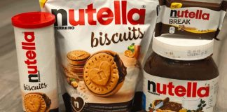 I Nutella Biscuits