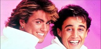 Gli Wham! all'apice del successo, negli anni '80