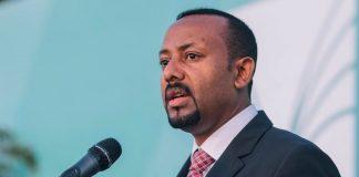 Il presidente etiope Abiy Ahmed Ali
