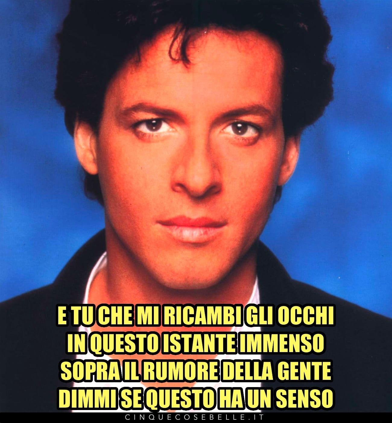 La vita è adesso di Claudio Baglioni