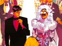 Dylan Dog 399, col matrimonio tra Dylan e Groucho