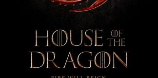 Il logo di House of the Dragon