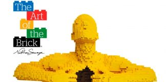 The Art of Brick, la mostra ospitata a Houston e dedicata ai LEGO