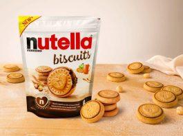 I Nutella Biscuits arrivano in Italia