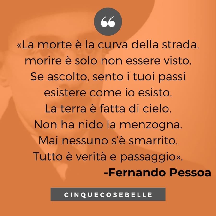 La poesia di Fernando Pessoa