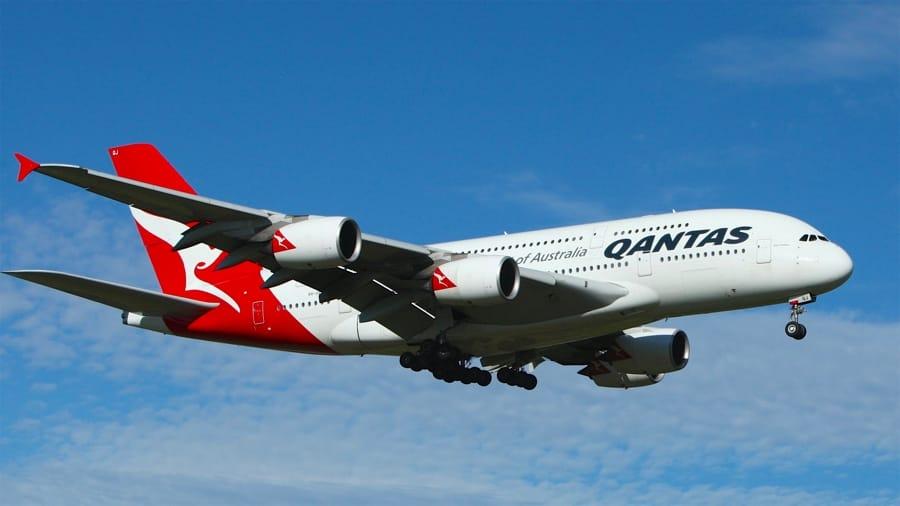 La Qantas ha fatto un volo sperimentale da New York a Sydney senza scalo