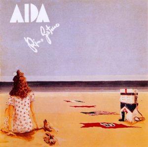 La copertina di Aida